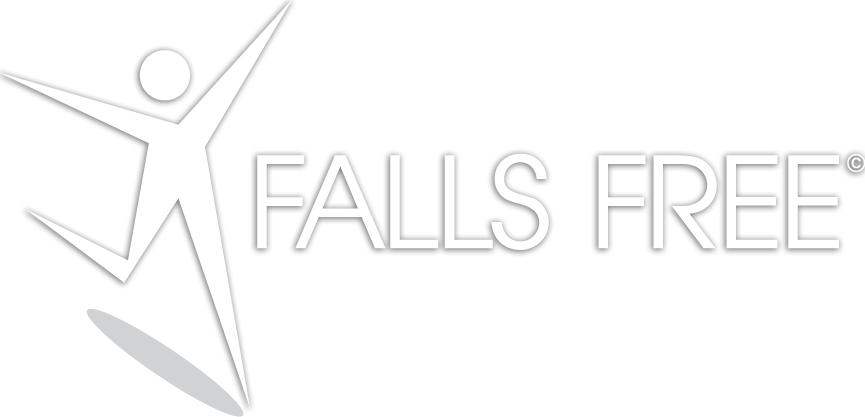 Falls Free York Logo White Transparent